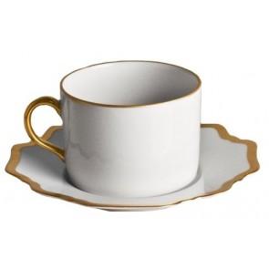 Antique Gold Rim Cup