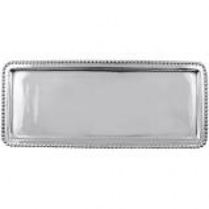 Beaded Long Rectangular Tray