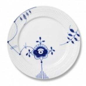 Blue Fluted Mega Dinner #6