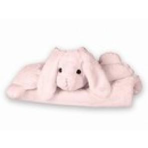 Bunny Belly Blanket