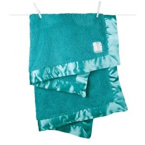 Chenille Blanket Teal