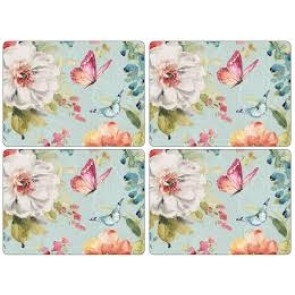Coorful Breeze Pmat Set/4