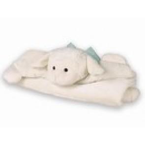 Lamby Belly Blanket