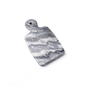 Marble Board Small Grey