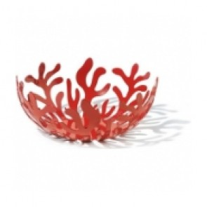 Mediterraneo Red Basket Small