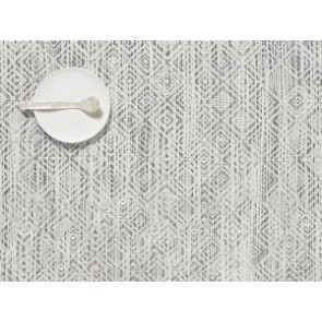 Mosaic Grey Rect Placemat St/4