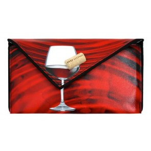 Red Wine Clutch