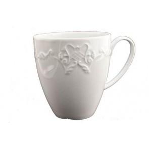 Simply Anna White Mug