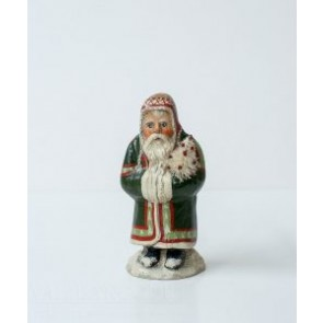 Small Father Christmas W/Hat