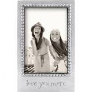 "Statement Frame ""Love You More"