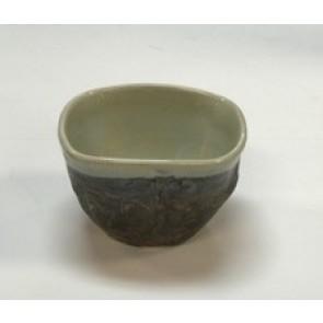 """Tea Bowl 4"""" Celadon"""