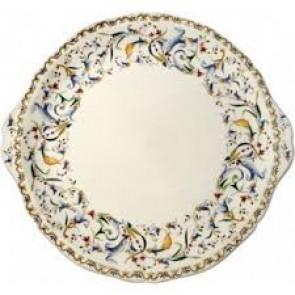Toscana Cake Plate Earred