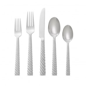 Twist Stainless 5Pc Place Set