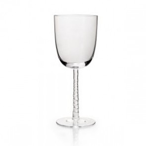 Twist Water Glass 12Oz