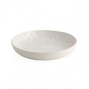 White Orchid Stoneware Pasta
