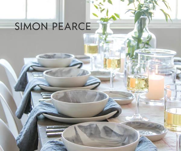 Juliska Country Estate Ruby Table Setting